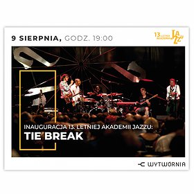 Jazz: LAJ XIII - TIE BREAK
