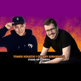 Stand-up: Stand-up Legnica: Tomek Kołecki x Cezary Jurkiewicz