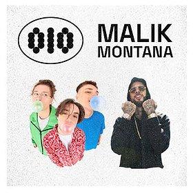 Hip Hop / Reggae : OIO & MALIK MONTANA | GDAŃSK