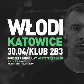 Koncerty: Włodi, Katowice, 2b3 studio