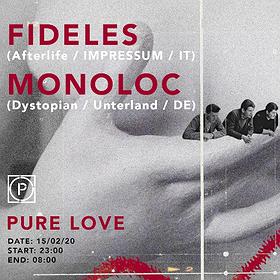 Muzyka klubowa: Pure Love 2020