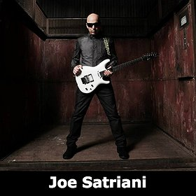Koncerty: Joe Satriani