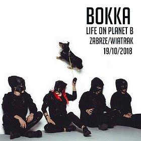 Koncerty: BOKKA - Zabrze