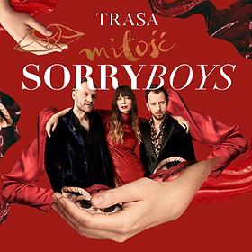 Pop / Rock: Sorry Boys - Trasa Miłość - Gdańsk