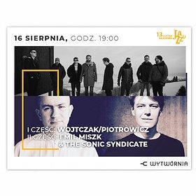 """Jazz: LAJ XIII - WOJTCZAK/PIOTROWICZ """"PLASTIC POETRY"""" / EMIL MISZK & THE SONIC SYNDICATE"""