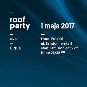 Imprezy: PHILIPP STRAUB (AUT) / Roof Party Kraków