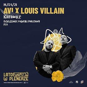 Hip Hop / Reggae: Lato w Plenerze | Avi x Louis Villain | Katowice