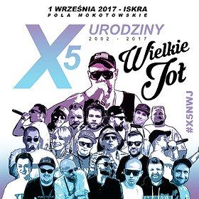 Koncerty: X5 NWJ – 15 URODZINY WIELKIE JOŁ