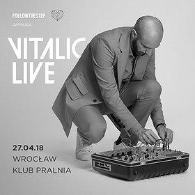 Events: Vitalic - Wrocław