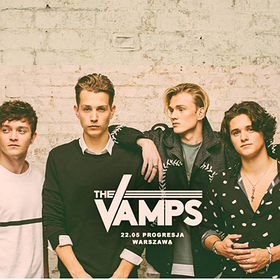 Koncerty: The Vamps - VIP