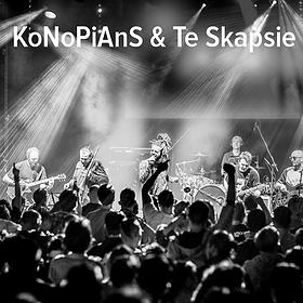 Koncerty: FESTIWAL ARS CAMERALIS: KONOPIANS, TE SKAPSIE