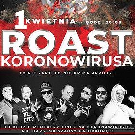 Stand-up: Roast Koronowirusa