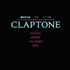 Events: Deep Circus with Claptone