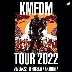 Hard Rock / Metal: KMFDM   Wrocław