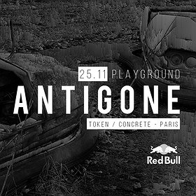 Imprezy: Playground w/ Antigone (Token / Concrete - Paris)