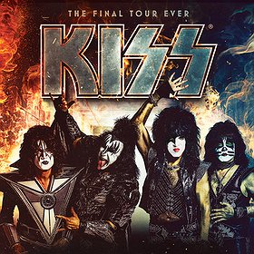 Hard Rock / Metal : KISS: End Of The Road World Tour
