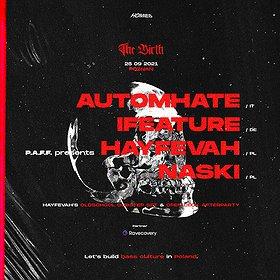 Muzyka klubowa : HOMIES: The Birth ft. Automhate, iFeature , Hayfevah & Naski