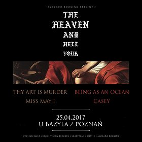 Koncerty: The Heaven And Hell Tour