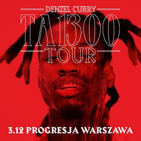 Koncerty: Denzel Curry