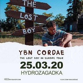 Hip Hop / Reggae: YBN Cordae