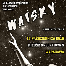 Koncerty: Watsky
