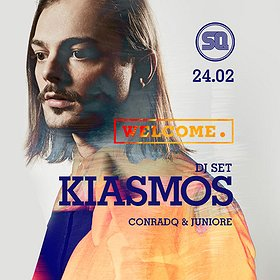 Imprezy: Welcome. pres. KIASMOS dj set!