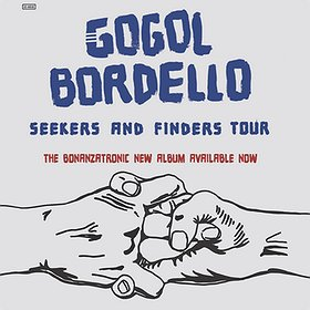 Koncerty: Gogol Bordello