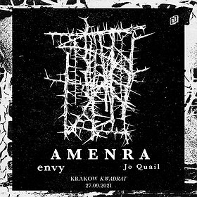 Hard Rock / Metal: Amenra / Kraków