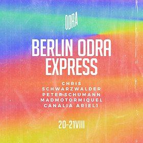 Muzyka klubowa: Berlin Odra Express