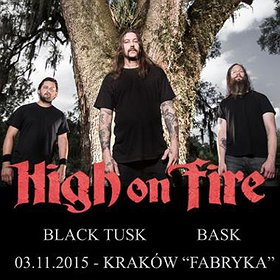 Koncerty: High On Fire