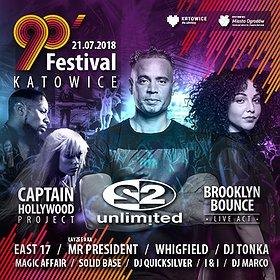 Festiwale: 90'Festival 2018