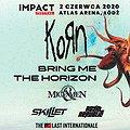 Hard Rock / Metal: IMPACT Festival 2020, Łódź