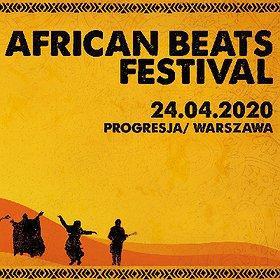 Festiwale: AFRICAN BEATS FESTIVAL 2020 - odwołany