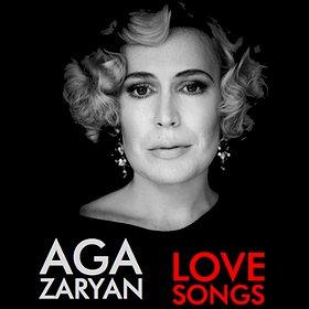 "Koncerty: Koncert walentynkowy Agi Zaryan pt. ""Love Songs"""