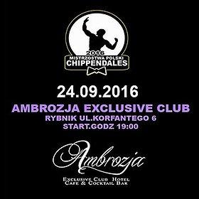 Imprezy: Mistrzostwa Polski Chippendales Rybnik 2016