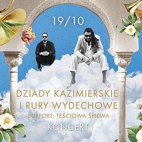 Koncerty: Dziady Kazimierskie i Rury Wydechowe | Balcan Disco Punk