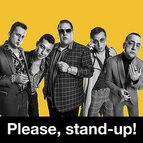 Stand-up: Please, stand-up! Łódź