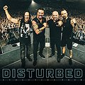 Hard Rock / Metal: DISTURBED: Evolution World Tour, Gdańsk