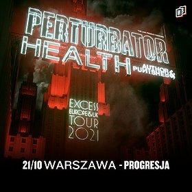 Koncerty: Perturbator / Warszawa