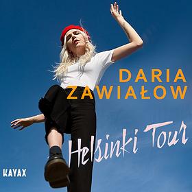 """Pop / Rock: Daria Zawiałow 'Helsinki Tour"""" - Łódź"""