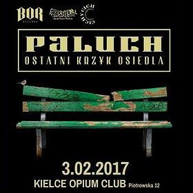 Koncerty: Paluch, Kielce