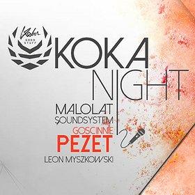Imprezy: XOXO: Małolat x PEZET x KOKA Night