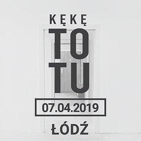 "Hip Hop / Reggae: KęKę ""To Tu"" - Łódź"