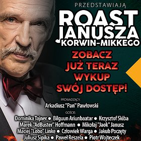 Stand-up: Roast Janusza Korwin-Mikkego