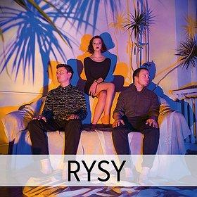 Koncerty: RYSY feat. JUSTYNA ŚWIĘS (U Know Me Rec.)