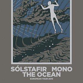 Koncerty: Mono + Sólstafir + The Ocean