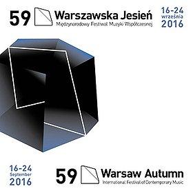 Concerts: 59. Międzynarodowy Festiwal Muzyki Współczesnej Warszawska Jesień