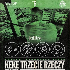Koncerty: KęKę w Białymstoku