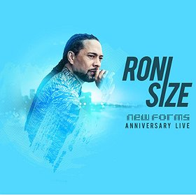 Muzyka klubowa: RONI SIZE – NEW FORMS LIVE