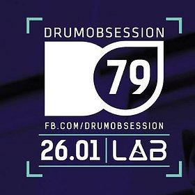 Imprezy: DrumObsession #79 with ALIX PEREZ